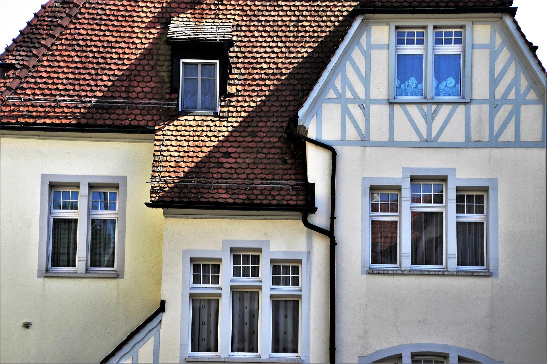 Isolation de la façade d'une maison
