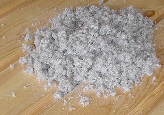Isolants : l'ouate de cellulose